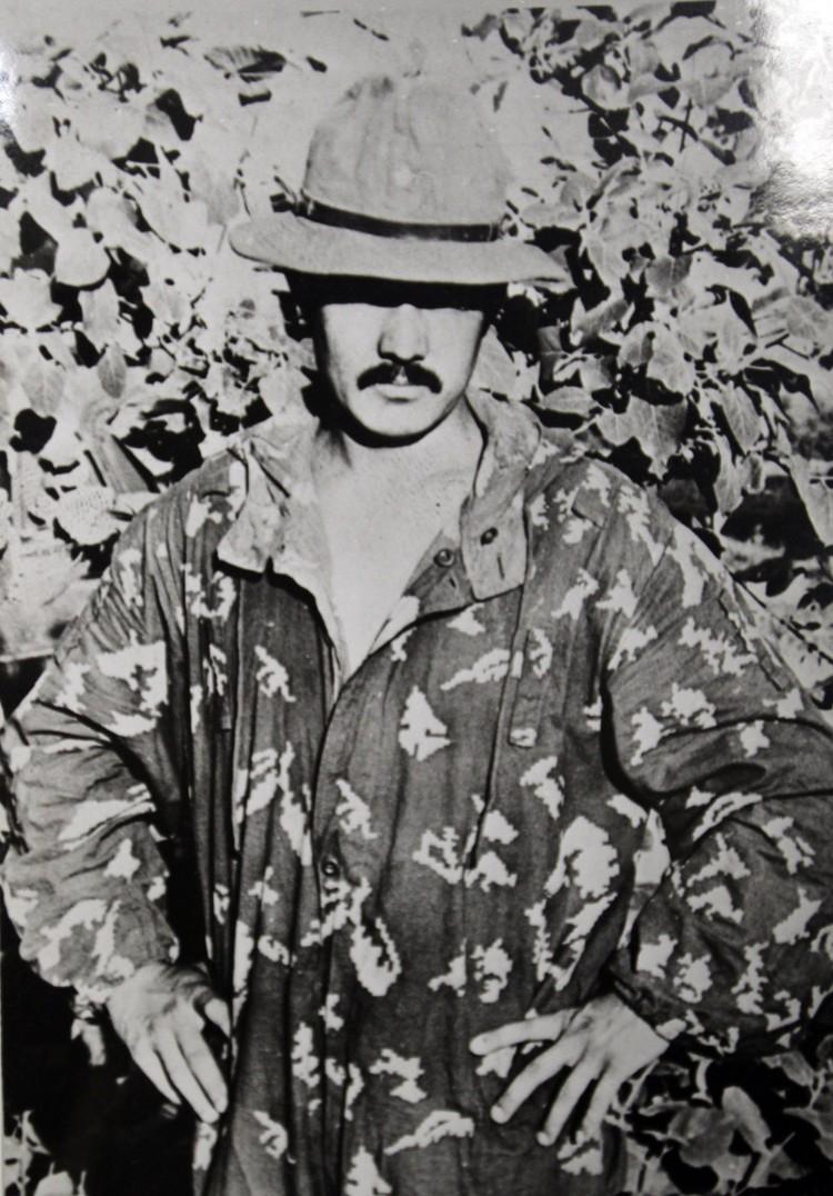 Азамат Султанов в Афганистане