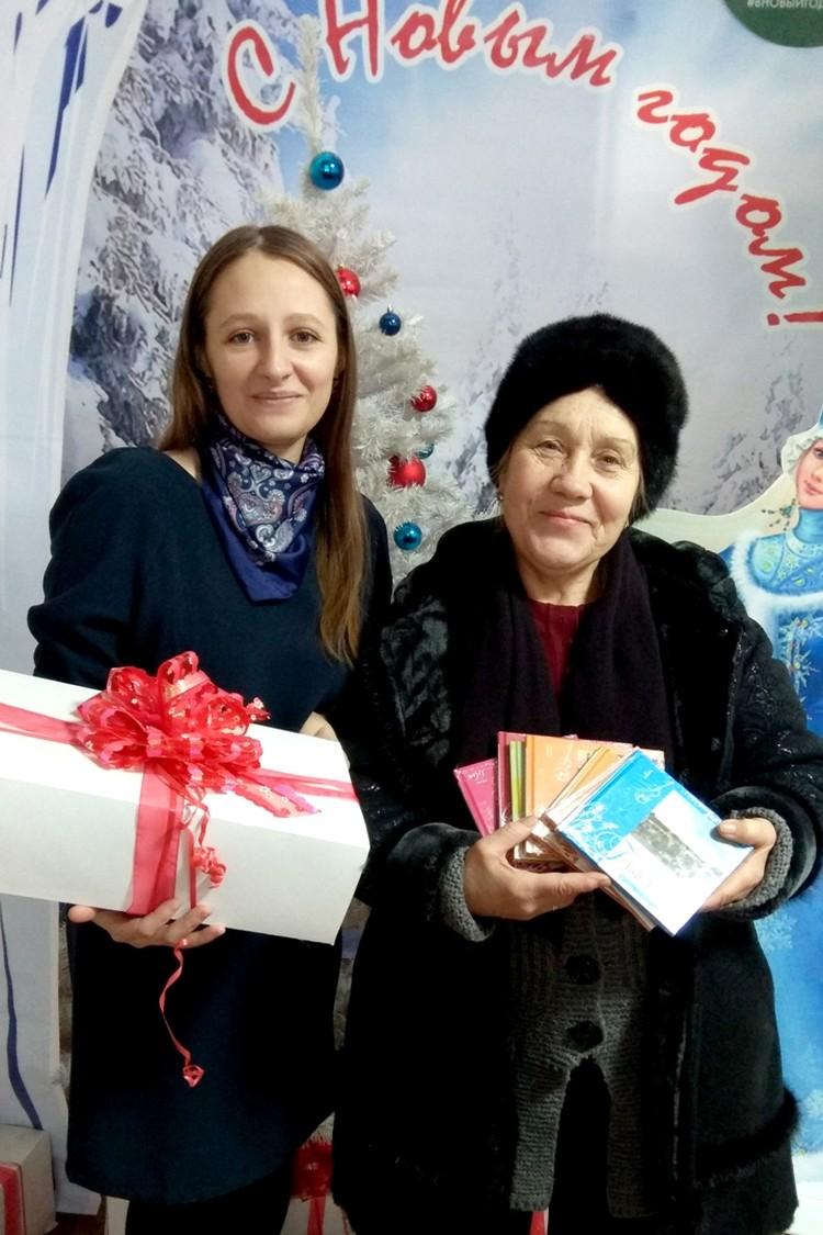 Вручать подарки - так же приятно, как и получать их!