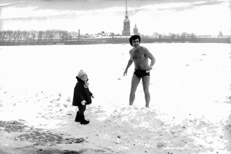 Щепин: «Этой маленькой девочке сейчас больше 40 лет. Это моя дочка».