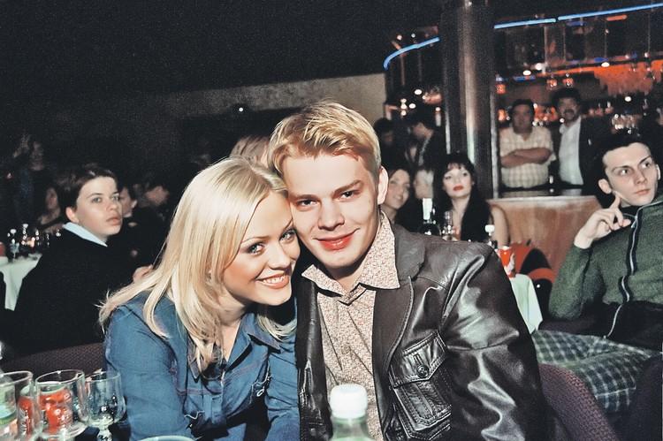 С Дмитрием Ланским у Началовой была сумасшедшая любовь.