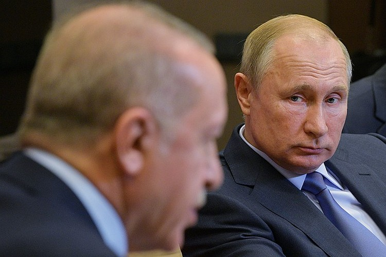 22 октября в Сочи президенты России и Турции в течение шести часов обсуждали сирийское урегулирование