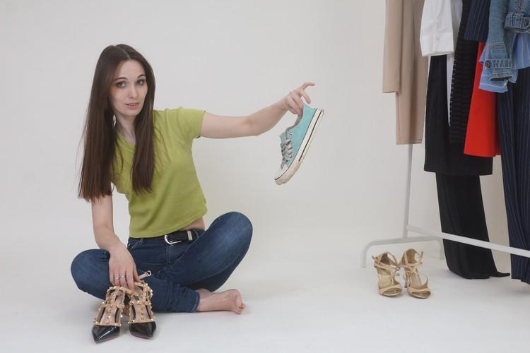 Надоевшую одежду и обувь можно сдать в комиссионный магазин.
