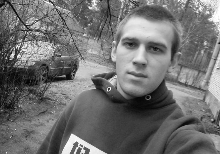 Погибший Дмитрий Журавлёв. Фото: личная страница в соцсети