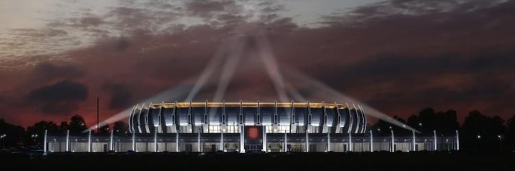 Так будет выглядеть спортивный центр «Тула-Арена»