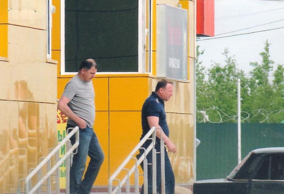 Лидеры банды Хадис Азизов и Юрий Пичугин. Фото с сайта Следственного комитета России