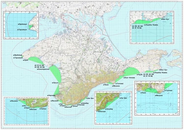 Фото: Пресс-служба Пограничного управления ФСБ по Республике Крым