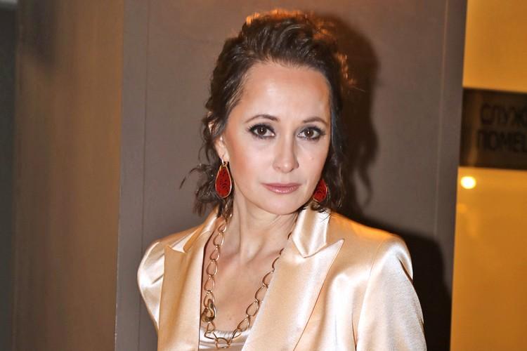 Актриса Ольга Кабо.