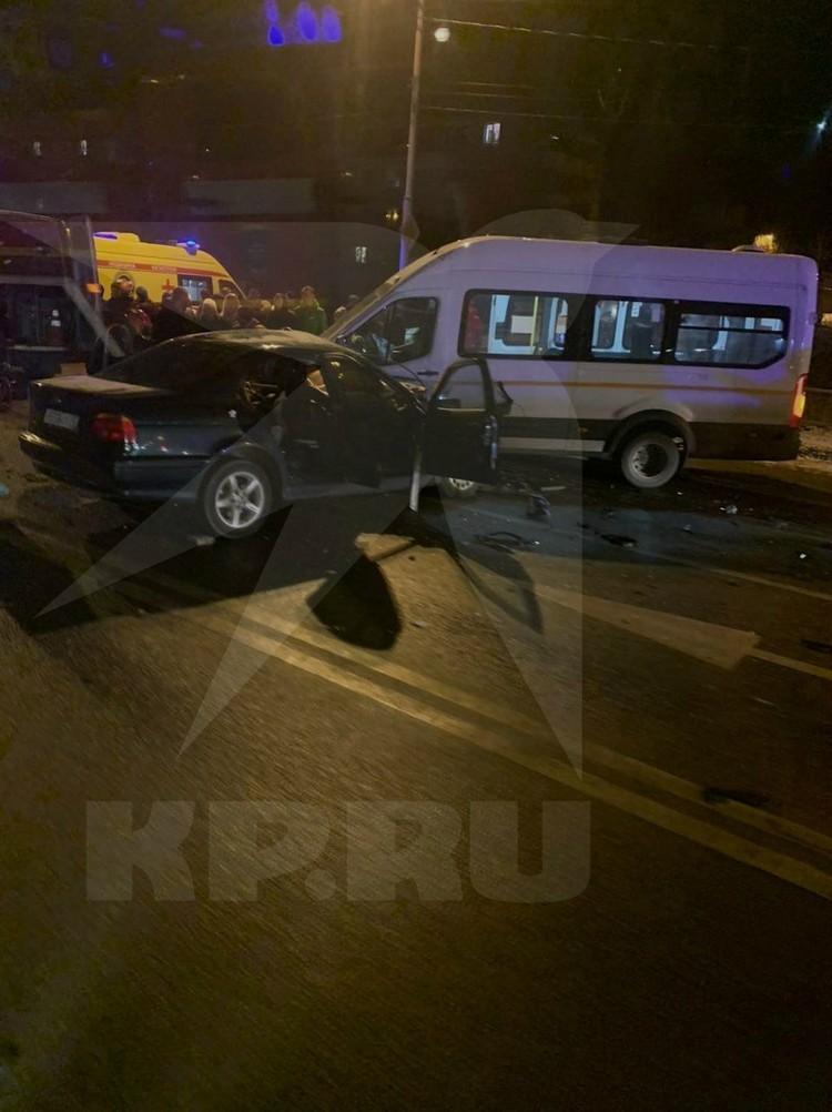 В результате аварии на Ярославском шоссе в Подмосковье погиб один человек