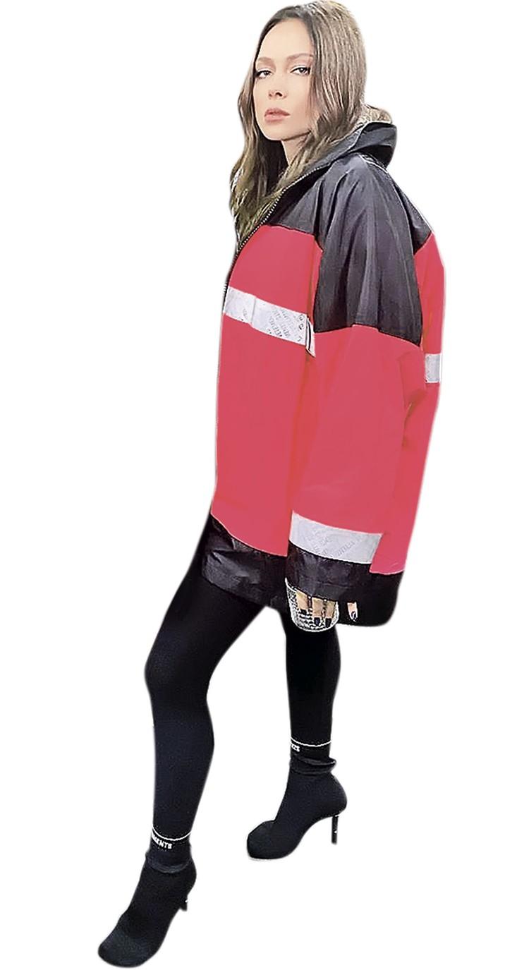 Настасья Самбурская впервые побывала в эпицентре мировой моды и не слишком впечатлилась.