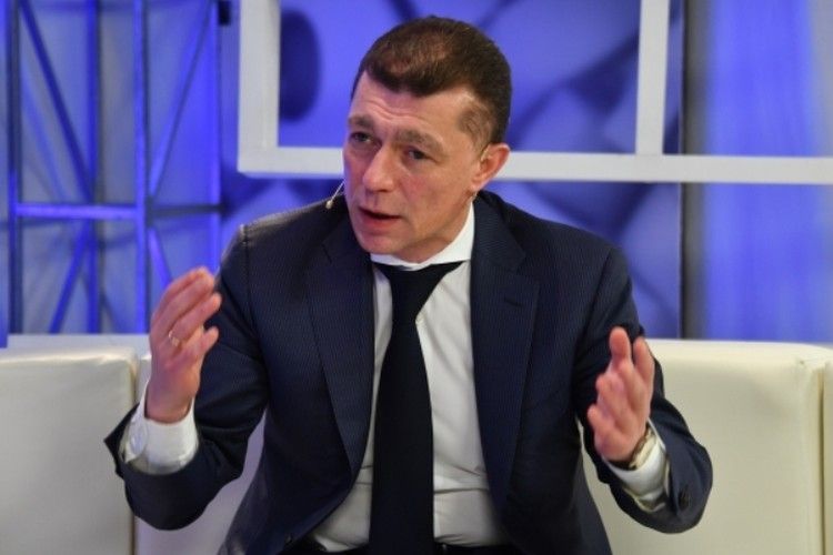 Экс-министр труда Максим Топилин назначен главой Пенсионного фонда России