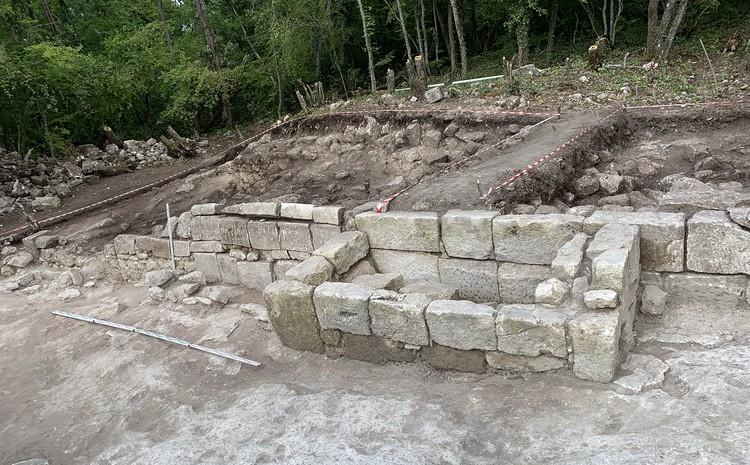 Эски-Кермен планируют превратить в цивилизованный туристический объект. Фото: пресс-служба КФУ