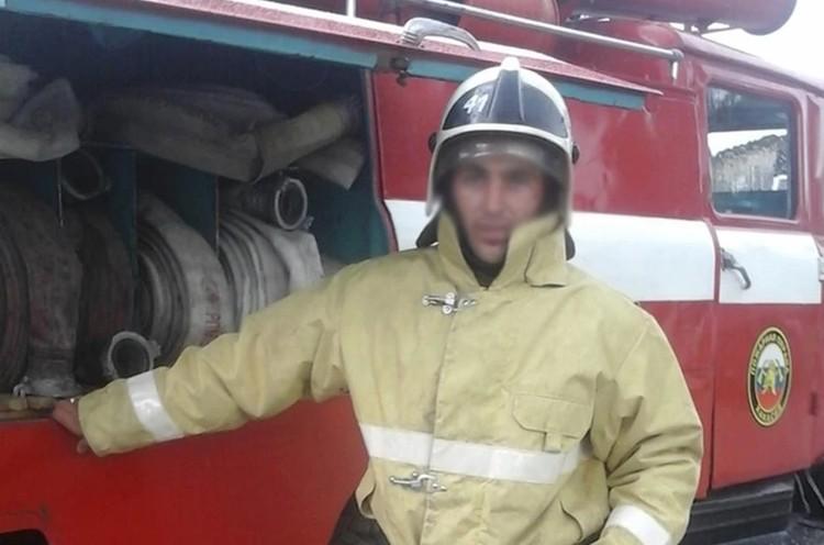Поджоги начались, как только он стал начальником отряда. Фото: соцсети.