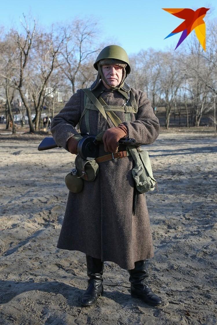 Михаил Суханов.