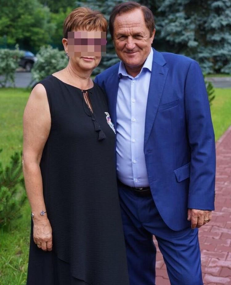Олега Арчибасова застрелили возле его дома. Фото: соцсети