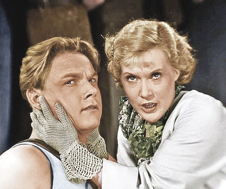 Успех фильма «Цирк» с Любовью Орловой в главной роли во многом был обеспечен музыкой Дунаевского. Фото: Кадр из фильма