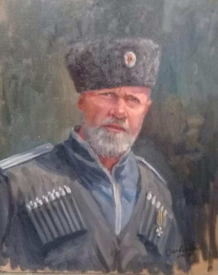 Черноморский пластун Батьянов. Фото: личный архив