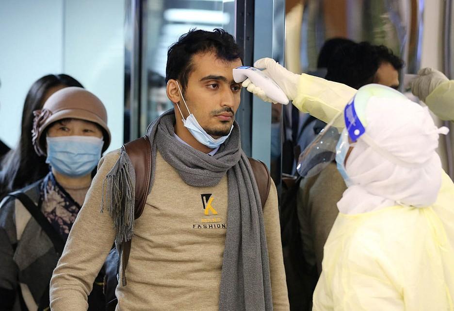 Вирусу подвержены не только представители монголоидной расы Фото: REUTERS