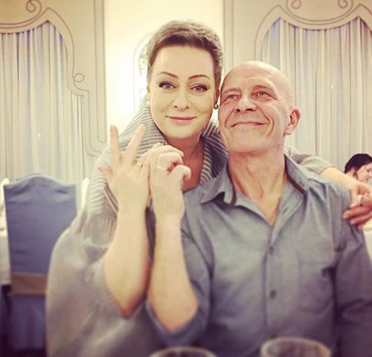 Актриса с супругом долгое время жили в гражданском браке, официально зарегистрировав отношения только в 2018 году. Фото: соцсети