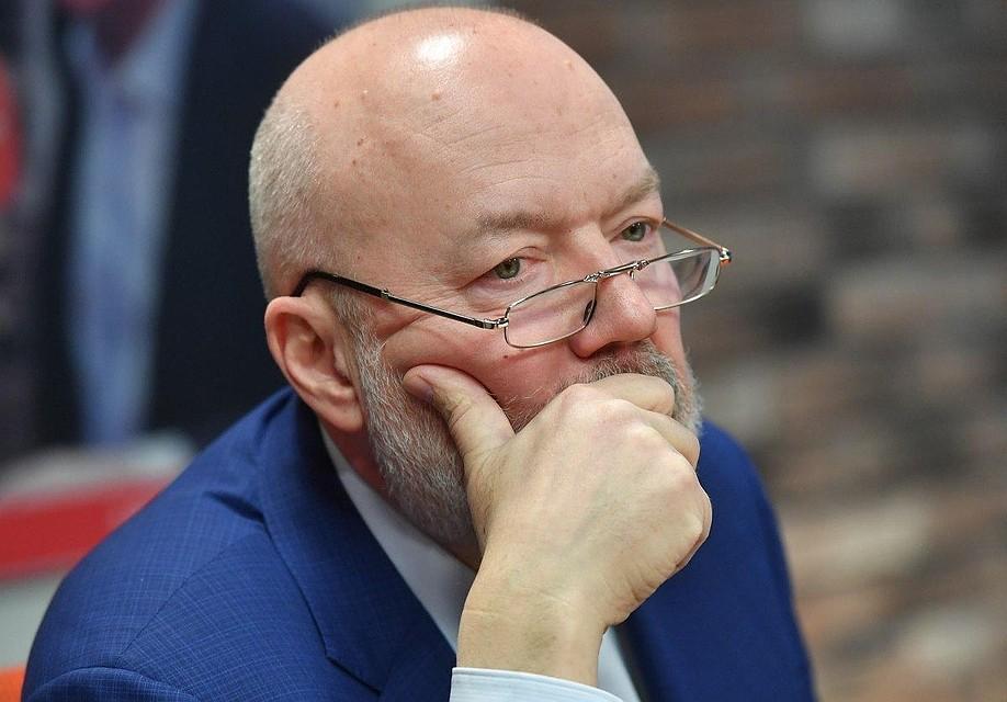 Павел Крашенинников Фото: Иван МАКЕЕВ
