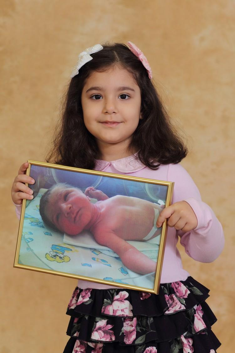 Большинство детей, родившихся недоношенными, потом идут в школу вместе со своими сверстниками Фото из архива фонда «Право на чудо»