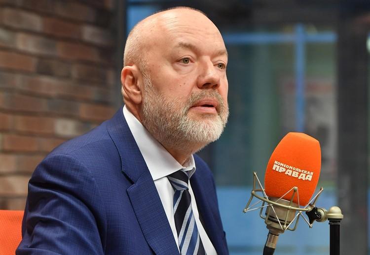 Председатель Комитета Государственной Думы по государственному строительству и законодательству Павел Крашенинников.