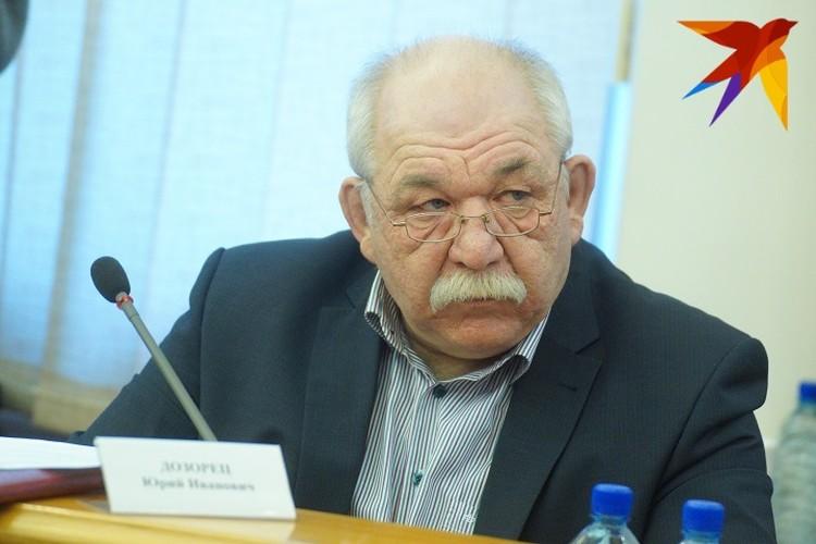 Юрий Дозорец