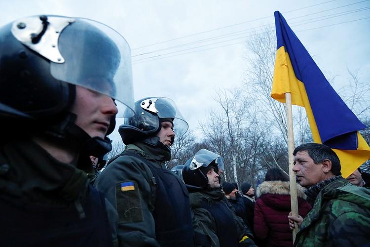 Cвидомость диктует: виноват кто угодно, но только не украинец