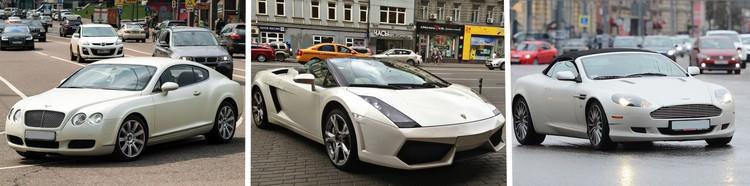 В личном автопарке Александра Городника имеются такие авто премиум класса, как Bentley Continental GT, Aston Martin DB9 и Lamborghini Gallard
