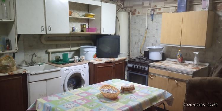 Кухня. Фото: БФ «Колыбель милосердия»