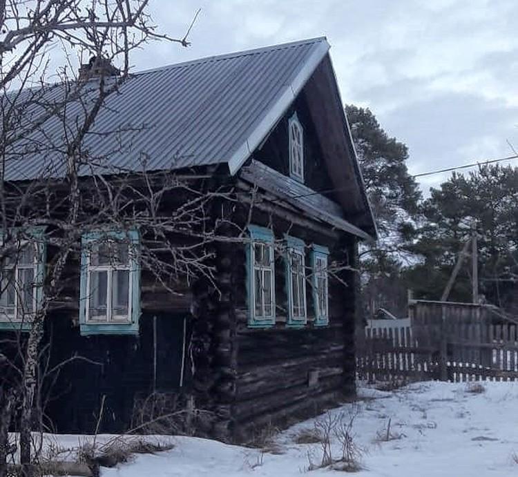 Дом семьи Першиных.