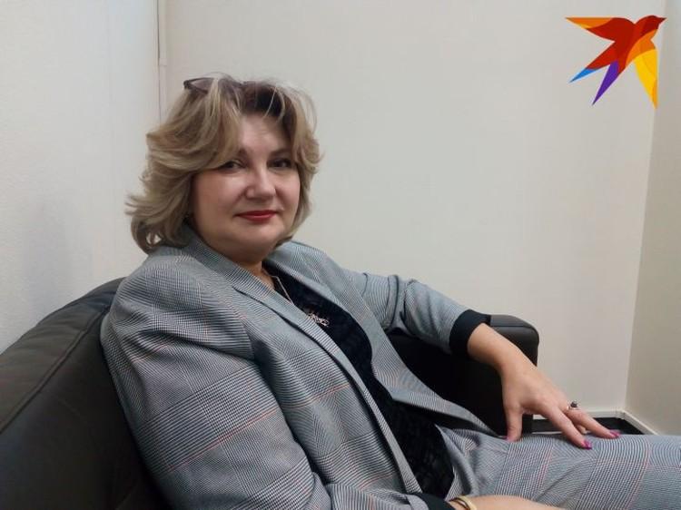Елена Малинникова: «Коронавирус может присоединиться не к любой клетке, а только к той, где есть определенный рецептор»