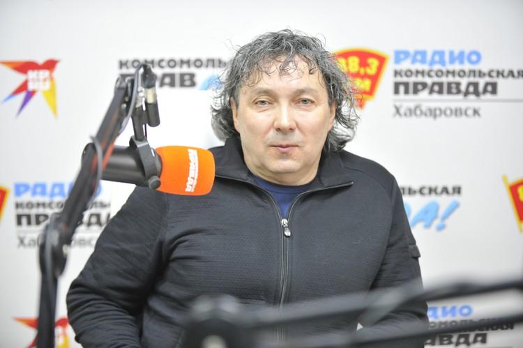 Андрей Черенцов, директор хоккейного клуба «СКА Нефтяник»