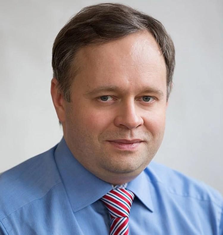 Александр Лукашев.