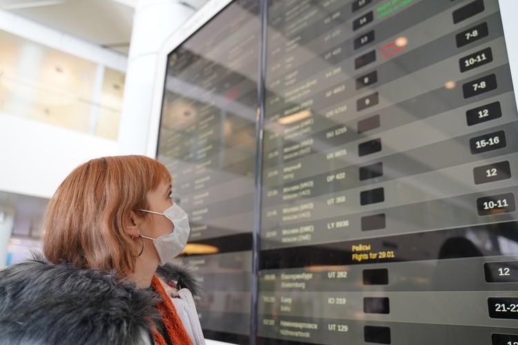 Туроператоры вывозят своих клиентов с зарубежных курортов чартерными рейсами