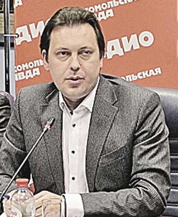 Сергей Подойников - глава «ЭкоШинСоюза»