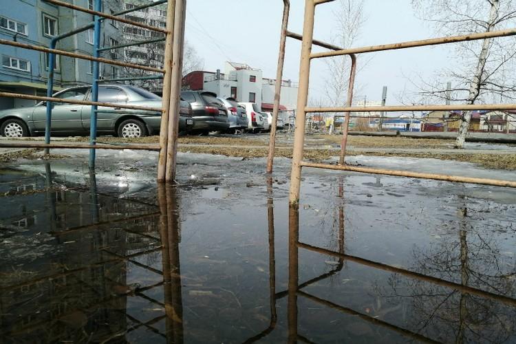 Всемирного потопа, конечно, не будет, но и на гидрологической обстановке это скажется отрицательно
