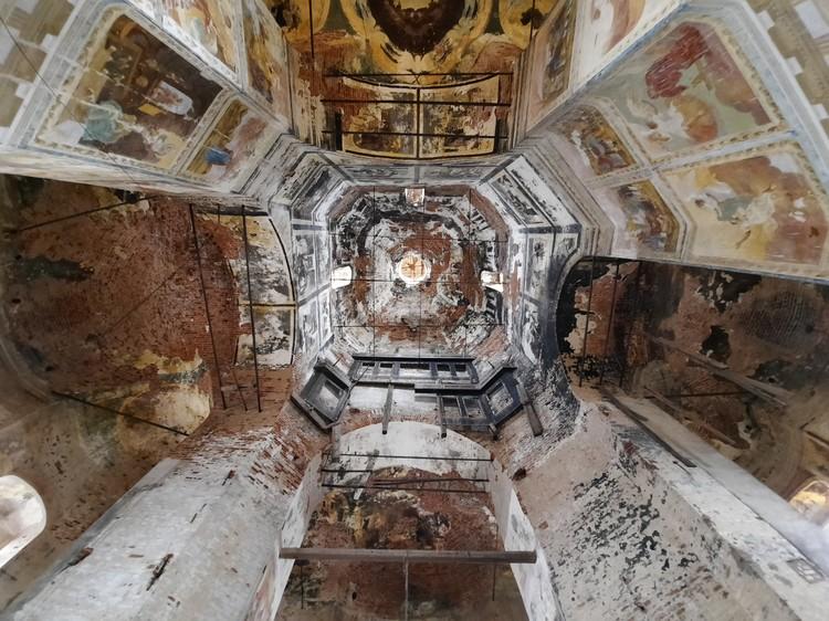 Если храм не начать спасать прямо сейчас - он может исчезнуть