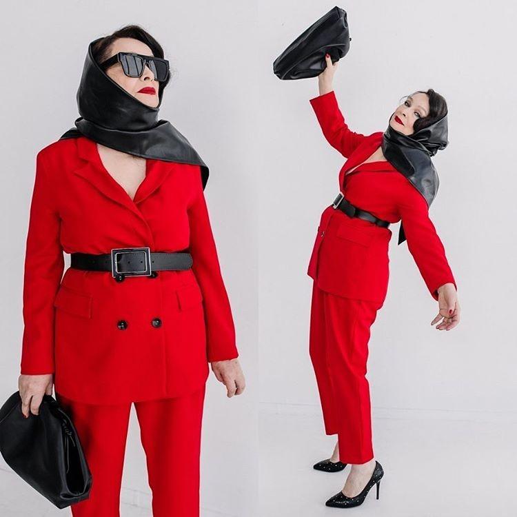 Lady in Red. Фотограф: Ольга Могилевцева