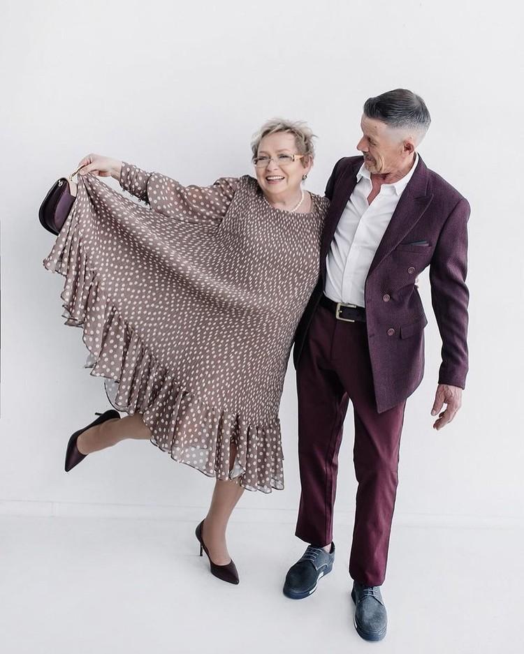 Супруги на пенсии, но продолжают вести активную, яркую и насыщенную жизнь. Фото: Ольга Могилевцева