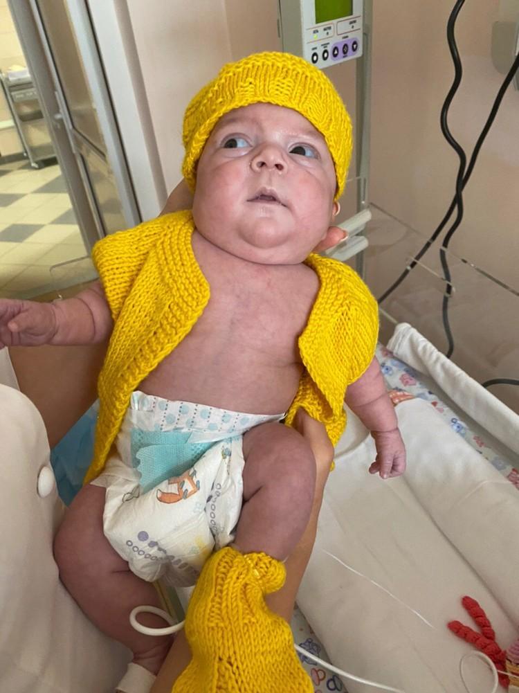 Случаев, когда врачам удается выходить такого ребенка в России, можно пересчитать по пальцам одной руки. Фото: ПЦ РО.