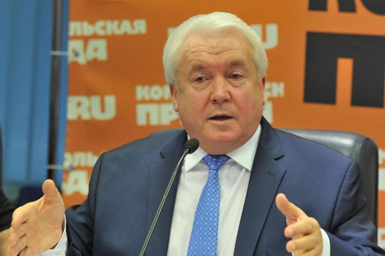 Бывший депутат Рады Владимир Олейник