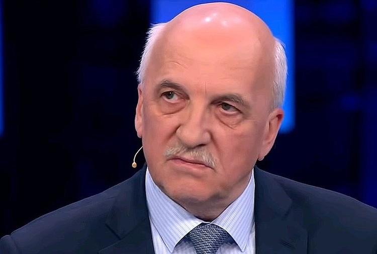 Военный эксперт, главный редактор журнала «Арсенал Отечества» Виктор Мураховский.