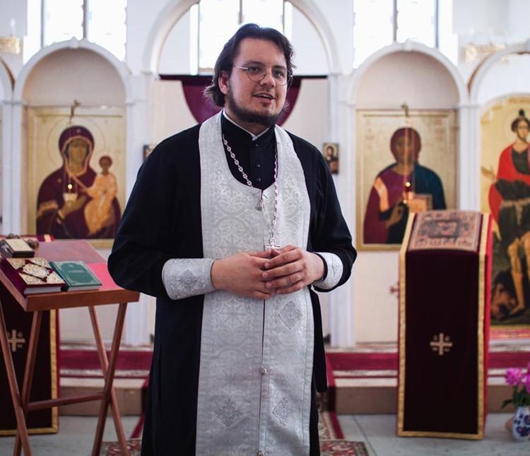 Отец Иоанна Тераудс