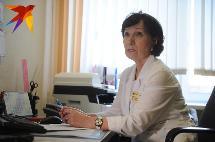Татьяна Серегина: «Мы работали без права на усталость»