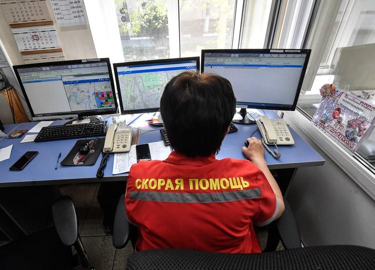 Скорая помощь Краснодара увеличила количество сотурдников