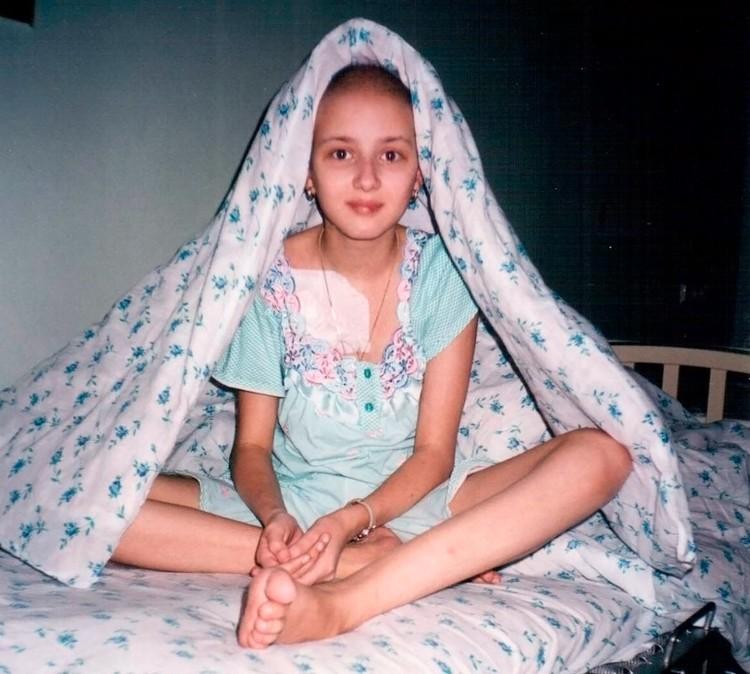 Когда обрушивается страшная болезнь, рад любой поддержке. Фото: Из семейного архива