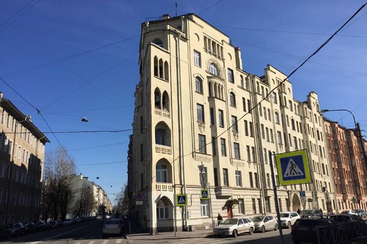 Дом Елизарова.