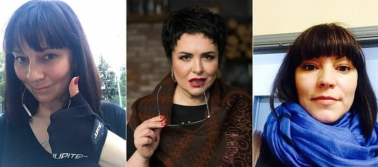 Участницы эксперимента: радиоведущая Екатерина (44 года), брокер Алла (49 лет) и журналист Оксана (43 года).