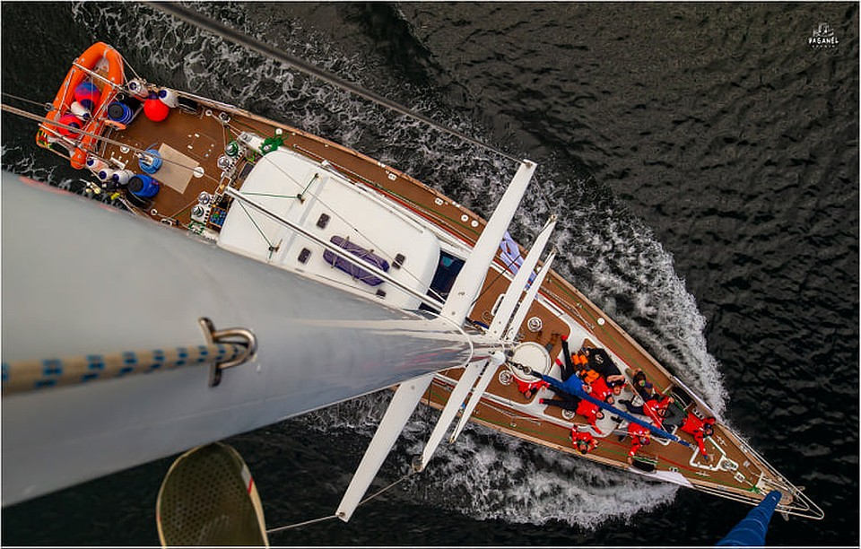 С высоты... Фото: Денис Давыдов
