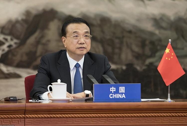 Ли Кэцян, бывший первый секретарь Коммунистического союза молодёжи КНР